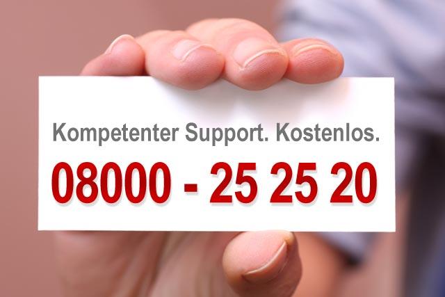 Support fairHOST24: Kunden glücklich machen